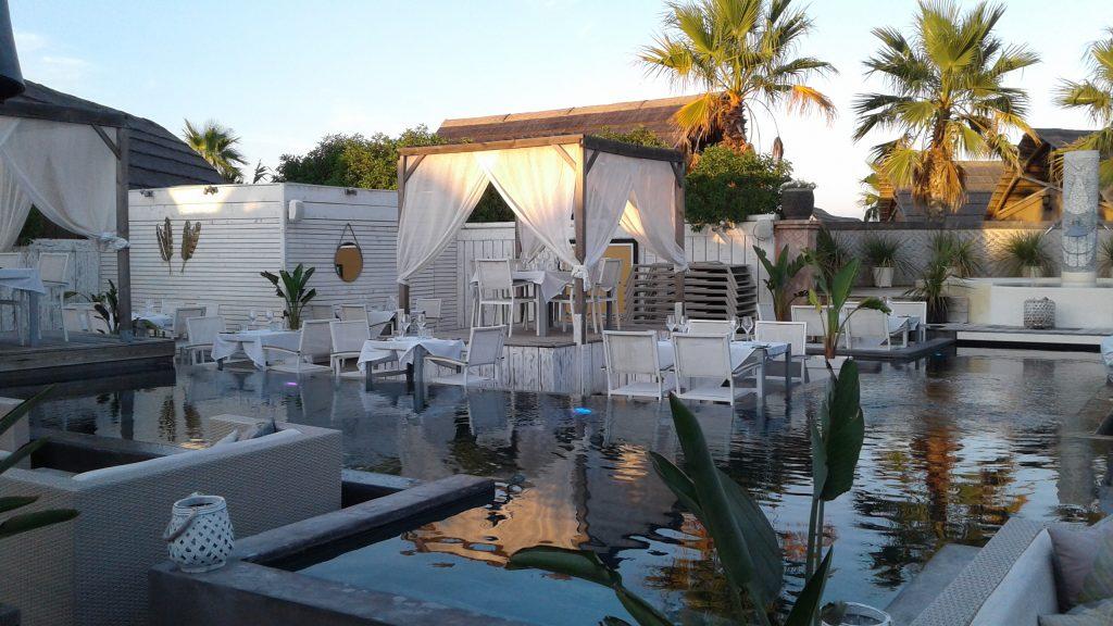 Le Tiki Thai à Ramatuelle (camping le Kon Tiki) dans les meilleurs restaurants qui invitent au voyage dans le var