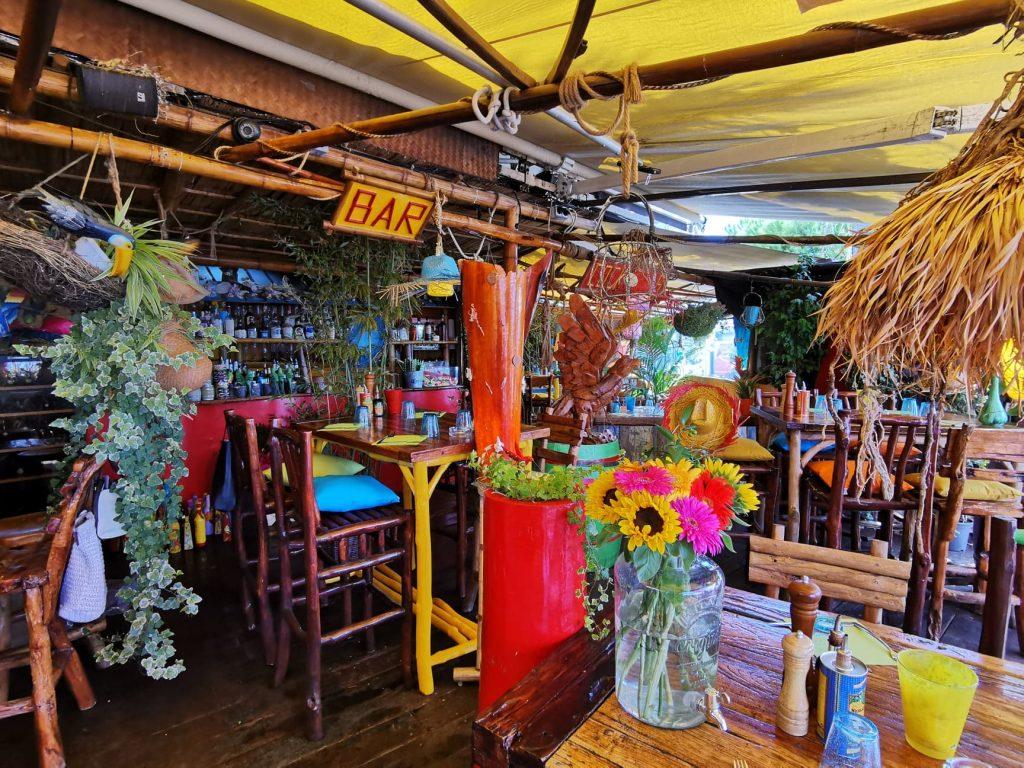 Bar à cocktails la Cabane à Saint Laurent du Var