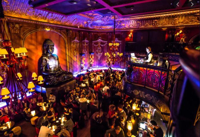 Le Buddah Bar à Monaco @buddahbar.com