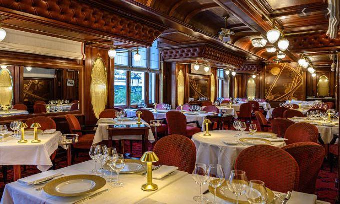 Le Train Bleu à Monaco @thefork