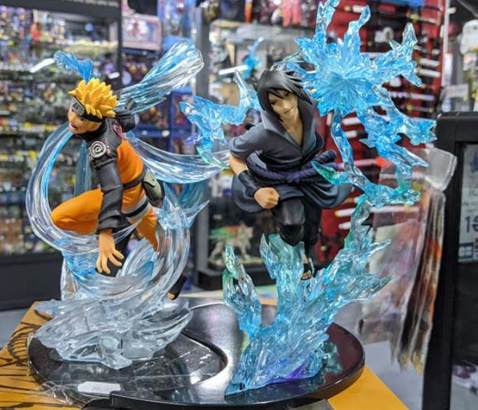 Figurines issus du célèbre manga Naruto Mangarake NICE