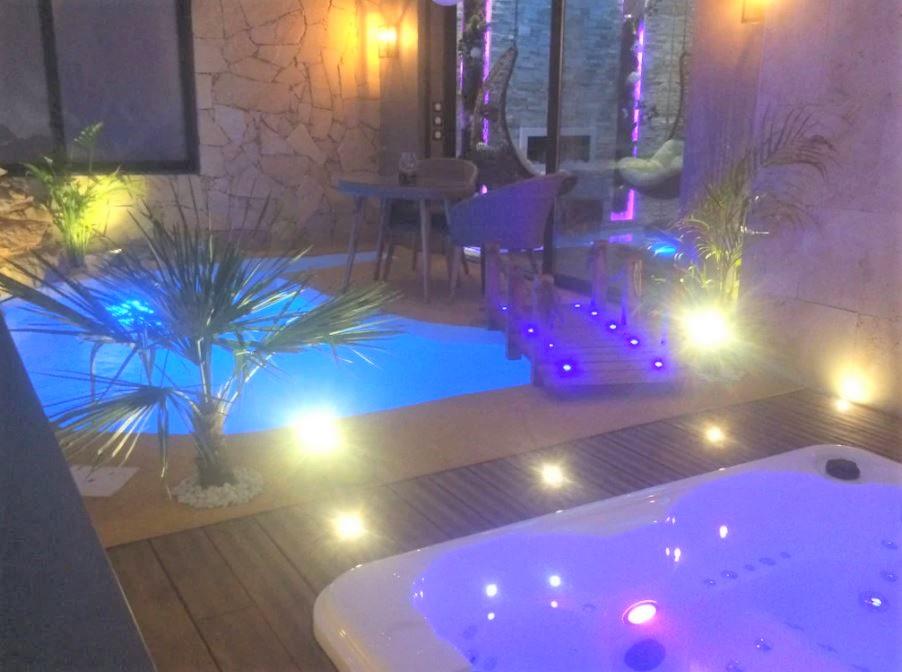 Suite Bali à la Villa Sensorielle à Nice