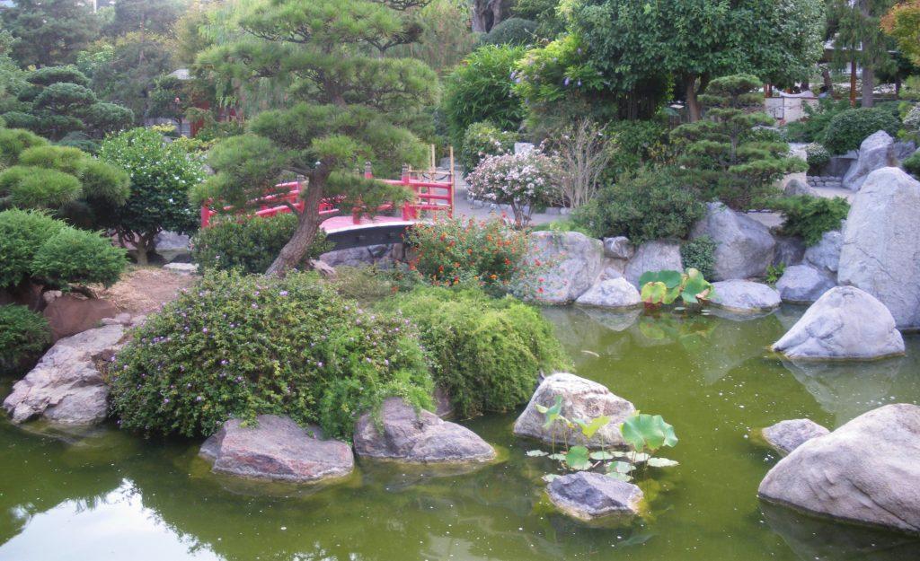 Le Jardin Japonais de Monaco pour un voyage dans les Alpes Maritimes