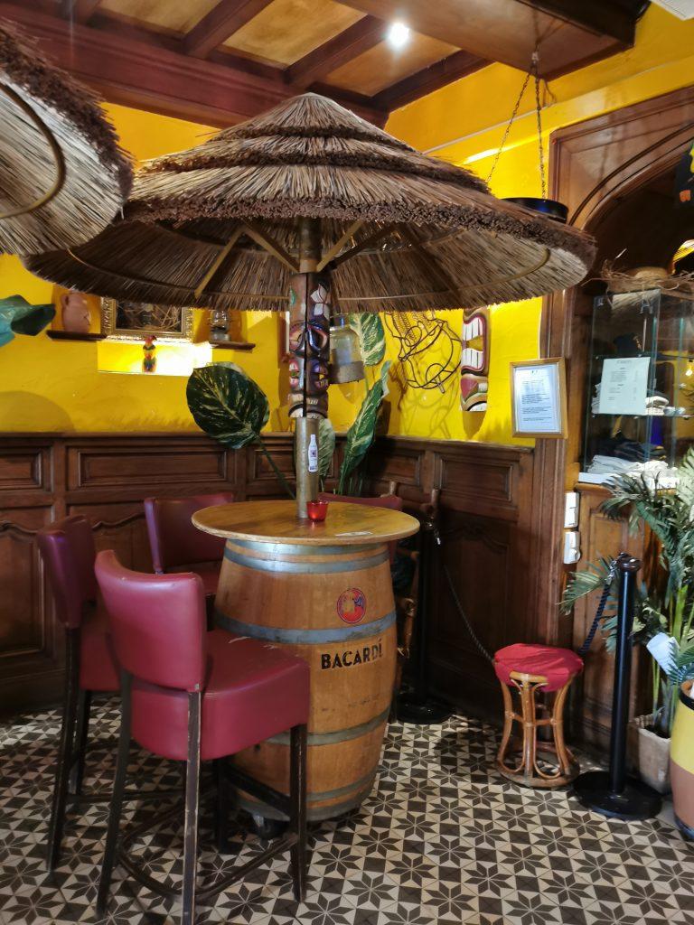 Restaurant et bar La Havane à Nice